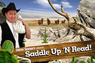 saddle up and read