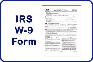 IRS W-9 Form