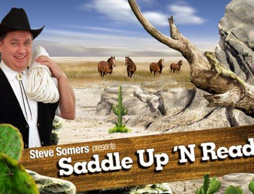 Saddle Up 'N' Read