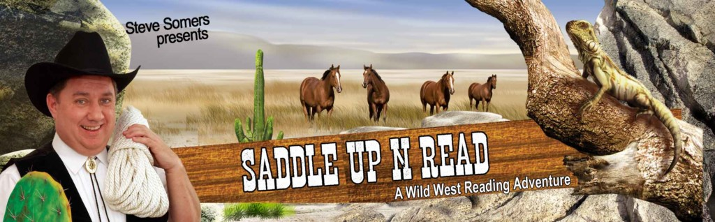 Wild West Saddle Up N Read