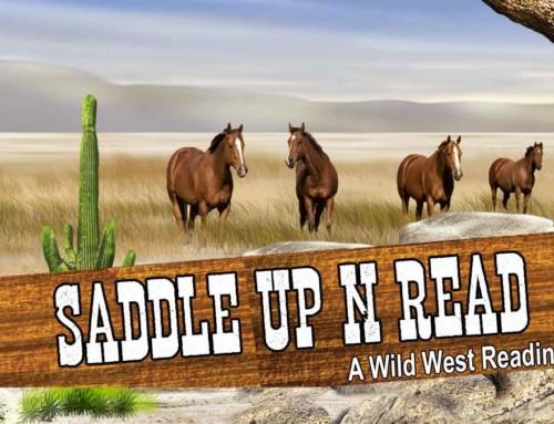 Saddle Up 'N' Read! Files